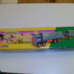 27602 Atkinson 8 wheel rigid truck & trailer set Billy Crow fairground 1:50 @SOLD@